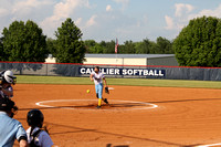 District 6AAA softball tournament