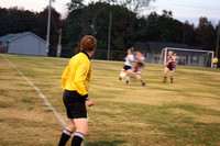 White Co. at CCHS soccer - district tournament