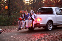 Cumberland Mountain State Park Trunk or Treat