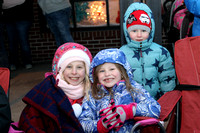 Crossville Christmas Parade 2017